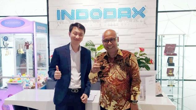 Indodax Gandeng KBI Jamin Keamanan Transaksi Aset Kripto