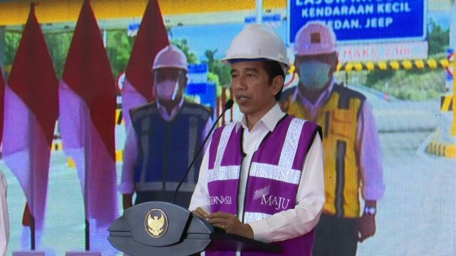 PTPP Tuntaskan Pembangunan Jalan Tol Manado-Bitung