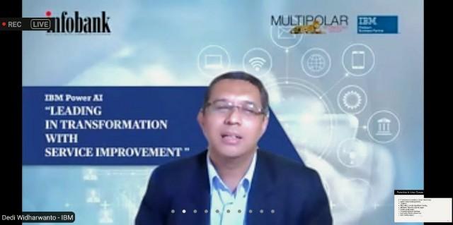 IBM: Teknologi Artificial Intelligence Makin Masif di Indonesia