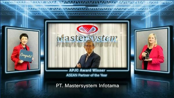 Mastersystem jadi Perusahaan Pertama di RI yang Raih Cisco APJC Award