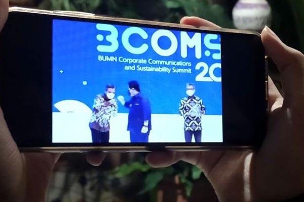 BTN Raih Corporate Communication Award