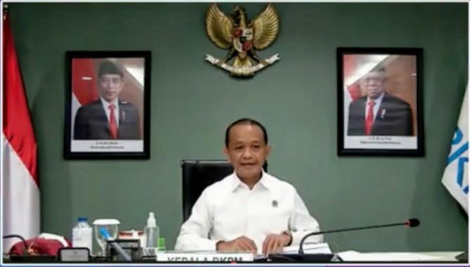 Realisasi Investasi 2020 Capai Rp836,3 T, Luar Jawa Terbesar