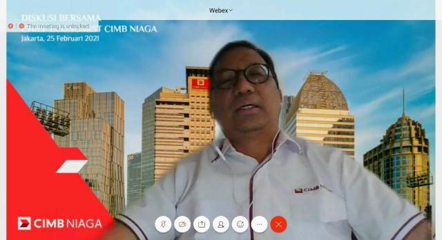 BNGA CIMB Perkirakan Kredit Perbankan Tumbuh 3% di 2021 | Infobanknews