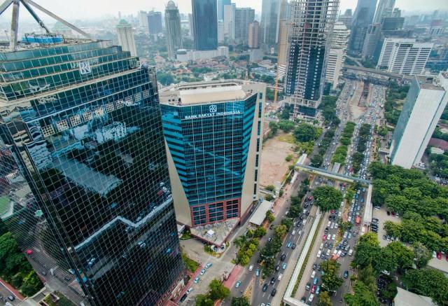 BRI Ikut Arahan Jokowi Soal Peningkatan Porsi Pembiayaan UMKM di 30%