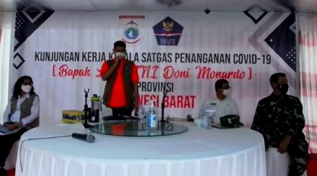 Kepala BNPB Tekankan Bantuan Korban Gempa Sulawesi Barat Harus Tepat dan Cepat
