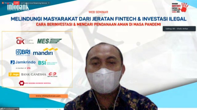 BRI Perangi Fintech Ilegal Lewat MultiChannel