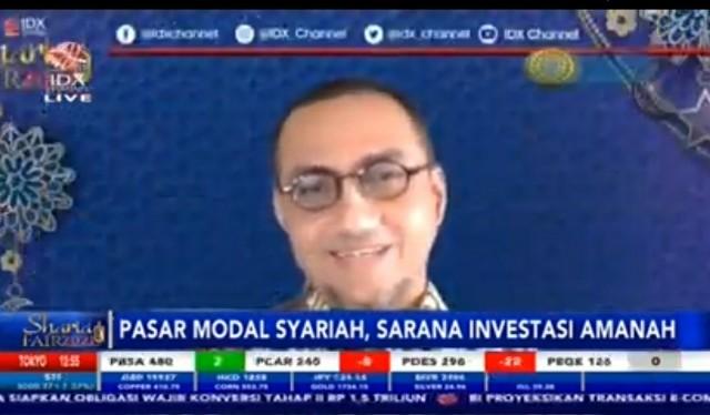 Ini Program BEI dalam Pengembangan Pasar Modal Syariah
