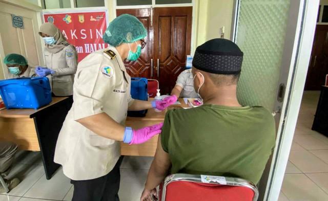 Vaksinasi Gotong Royong Bakal Mulai Setelah Idul Fitri