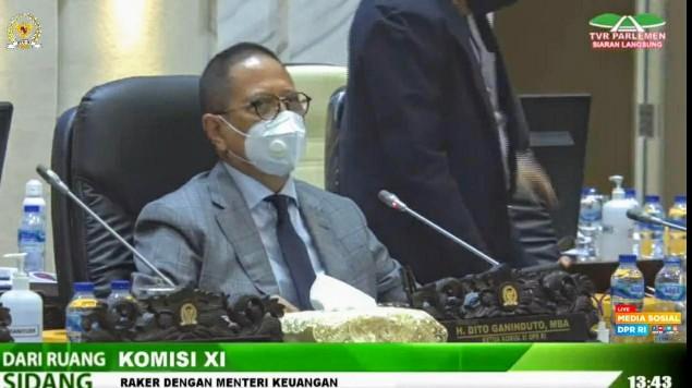 DPR Belum Terima Draf RUU Pengenaan Pajak Sembako