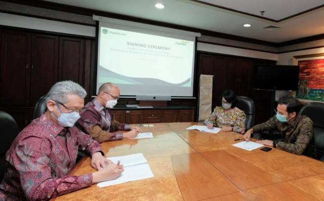 Bank Mandiri Fasilitasi Kredit Chandra Asri Senilai Rp5 Triliun
