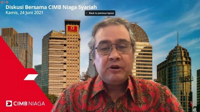 Tumbuh 7,2%, CIMB Niaga Syariah Bukukan Aset Rp45,4 Triliun