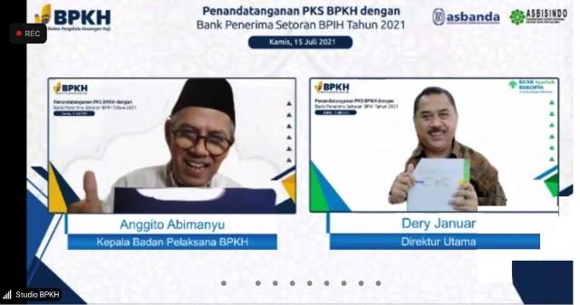 BBKP BPKH Tunjuk Bank Syariah Bukopin Jadi Bank Penerima dan Mitra Investasi | Infobanknews