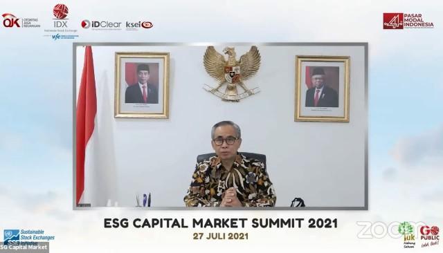 Indonesia Mampu Jadi Pemimpin Penerapan ESG di ASEAN